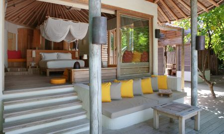 Ocean Beach Villa - Six Senses Laamu - Maldives
