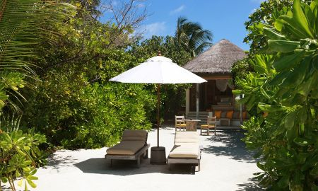 Lagoon Water Villa - Six Senses Laamu - Maldives