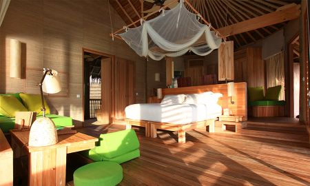 Ocean Water Villa - Six Senses Laamu - Maldives