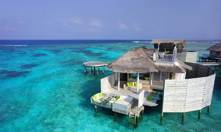 Lagoon Beach Villa - Six Senses Laamu - Maldives