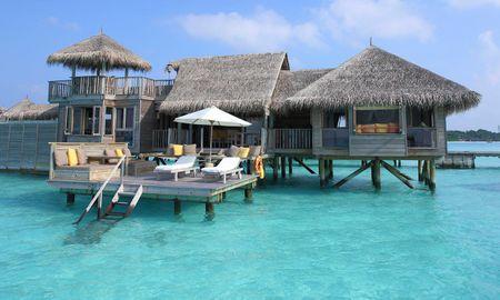 Villa Lagoon - Gili Lankanfushi Maldives - Maldives