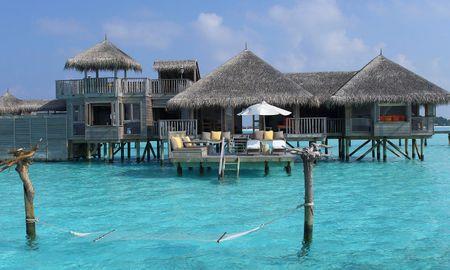 Резиденция в лагуне Гили - Gili Lankanfushi Maldives - Maldives