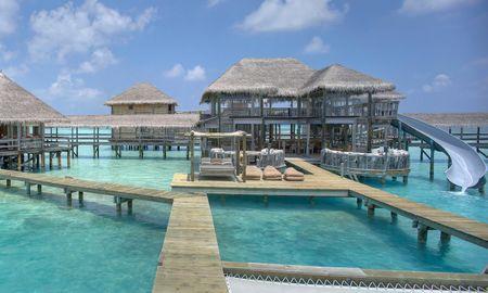 Частный заповедник - Gili Lankanfushi Maldives - Maldives
