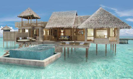 Villa Suite - Piscine - Gili Lankanfushi Maldives - Maldives