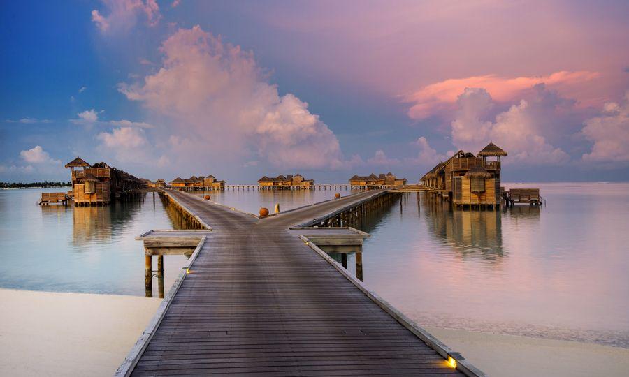 Gili Lankanfushi Maldives - Maldives