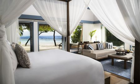 Raffles Royal Residence - Raffles Maldives Meradhoo Resort - Maldives