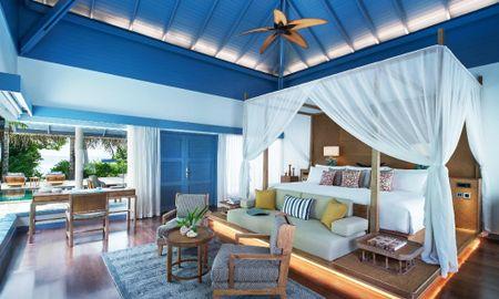Villa Praia Deluxe - Raffles Maldives Meradhoo Resort - Maldivas