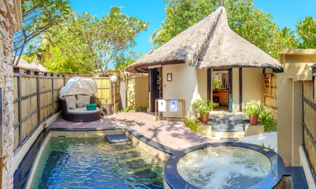 Ocean View Pool Villa - Banyan Tree Vabbinfaru - Maldives