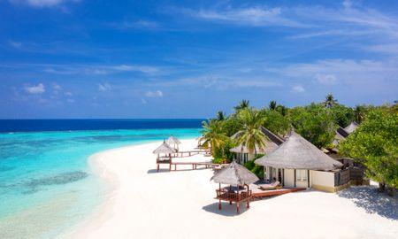 Beachfront Pool Villa - Banyan Tree Vabbinfaru - Maldives