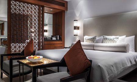 Terrace Room - Alila Diwa Goa - Goa
