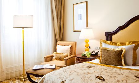 Executive Suite One bedroom - City View - The Taj Mahal Palace Mumbai - Mumbai