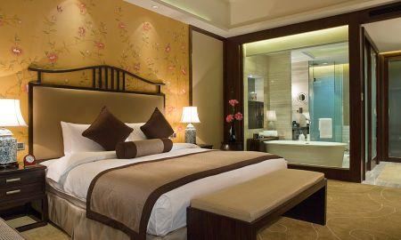 Luxury King Camera - Sofitel Shanghai Sheshan Oriental - Shanghai