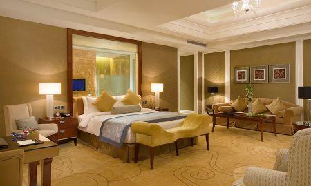 Suite Junior - Accesso Club Millesime - Sofitel Shanghai Sheshan Oriental - Shanghai