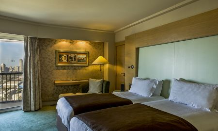 Superior Twin Room with Partial Nile View - Sofitel Cairo Nile El Gezirah - Cairo