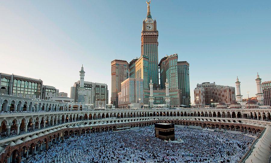Makkah Clock Royal Tower - A Fairmont Hotel - Booking & Info