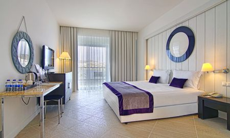 Camera Deluxe Vista Mare - Baia Bodrum Hotel - All Inclusive - Bodrum