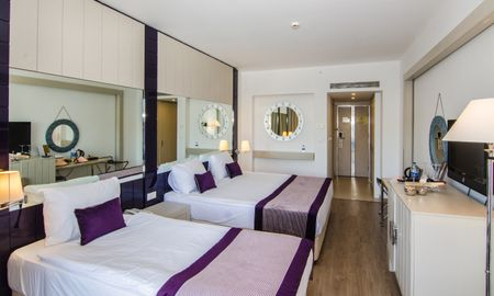 Habitación Deluxe Jardín con Terraza - Baia Bodrum Hotel - All Inclusive - Bodrum