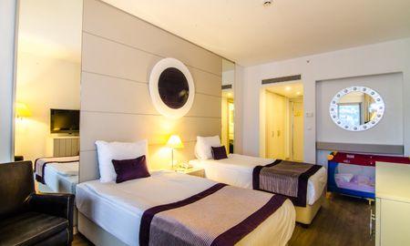 Habitación Deluxe con Vista al Jardín - Baia Bodrum Hotel - All Inclusive - Bodrum