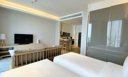 Studio Twin Deluxe - Oakwood Suites Bangkok - Bangkok