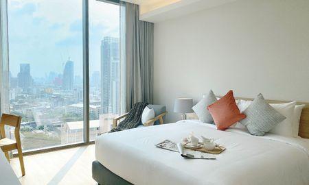 Apartamento Premier - Oakwood Suites Bangkok - Bangkok