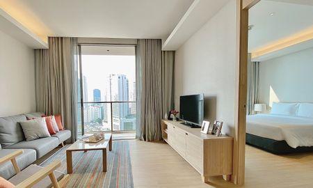 Apartamento Deluxe Dos Habitaciones - Oakwood Suites Bangkok - Bangkok