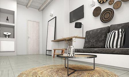 Люкс для друзей и семьи с видом на окрестности - Mr & Mrs White Mykonos - Mykonos