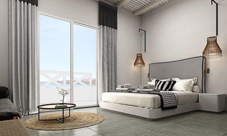 Улучшенный двухместный номер с видом на море - Mr & Mrs White Mykonos - Mykonos
