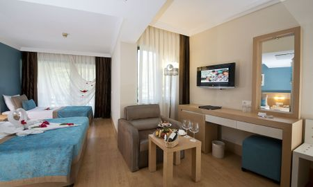 Standard Room - Triple Use - Limak Limra Hotel & Resort - All Inclusive - Antalya