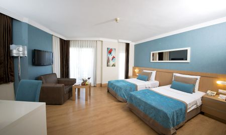 Standard Double or Twin Room - Single Use - Limak Limra Hotel & Resort - All Inclusive - Antalya