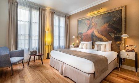 Quarto Executive - Hotel Le Walt - Paris