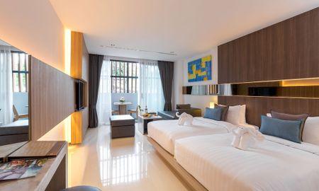 Quarto Deluxe - Kudo Hotel (SHA Plus+) - Phuket