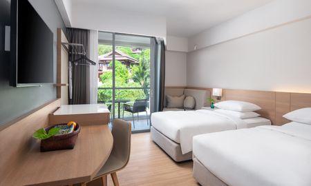 Camera Superior Twin - The Andaman Beach Hotel Phuket - Phuket