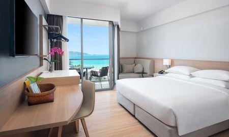 Camera King con Vista Mare delle Andamane - The Andaman Beach Hotel Phuket - Phuket