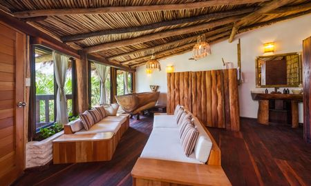 Rounded Tower King Suite Vista Jardín - Kanan Tulum - Adults Only Beach Resort - Tulum