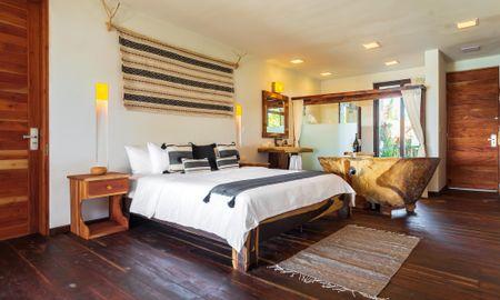 Habitación King Primer Piso Vista Parcial al Mar - Kanan Tulum - Adults Only Beach Resort - Tulum