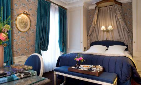 Maître Room - Hôtel De Buci - Paris