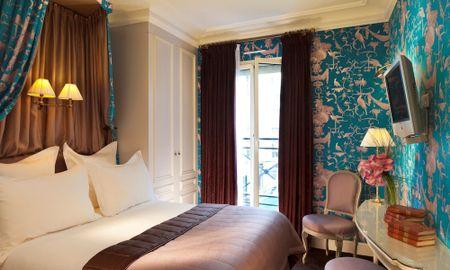 Boudoir Room - Hôtel De Buci - Paris