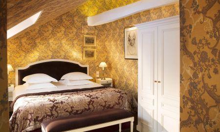 Suite Madame de Pompadour - Hôtel De Buci - Paris