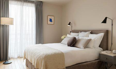 Mathurin Room - Hôtel De Pourtalès - Paris