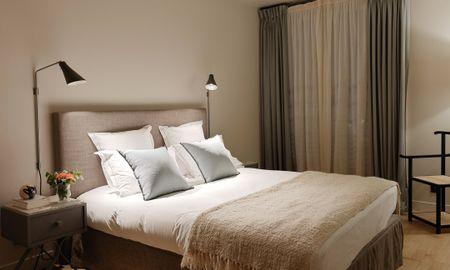 Capucine Room - Hôtel De Pourtalès - Paris
