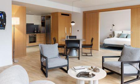 Tronchet Suite - Hôtel De Pourtalès - Paris