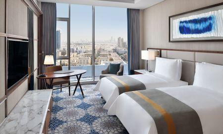 Улучшенный номер Твин - Grand Plaza Mövenpick Media City - Dubai