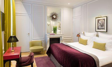 Quarto Exclusivo - Hôtel Bourgogne & Montana - Paris