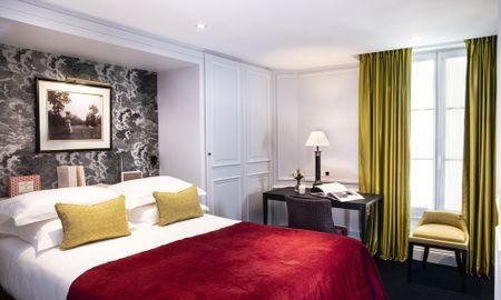 Quarto Clássico - Hôtel Bourgogne & Montana - Paris