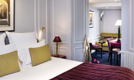 Quarto Executive - Hôtel Bourgogne & Montana - Paris