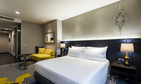 Grand-Room Vista RIO - Chatrium Hotel Riverside Bangkok - Bangkok