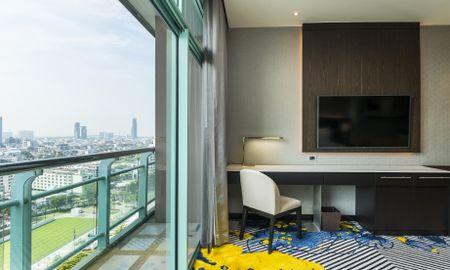 Grand-Room Vista CIUDAD - Chatrium Hotel Riverside Bangkok - Bangkok