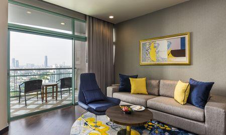 Grand-Suite Vista CIUDAD - Chatrium Hotel Riverside Bangkok - Bangkok