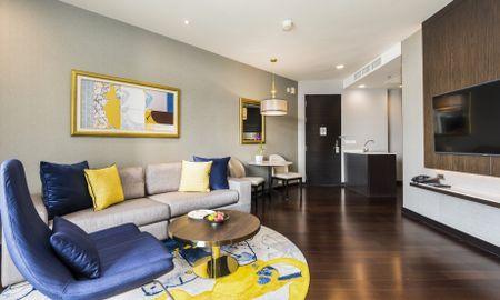 Grand-Suite Vista CIDADE - Chatrium Hotel Riverside Bangkok - Bangkok