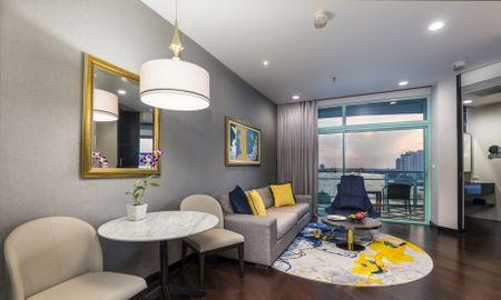 Grand-suite ista RIO - Chatrium Hotel Riverside Bangkok - Bangkok